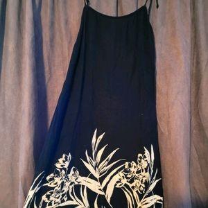Billabong Hawaiian Daze Tunic Or Dress